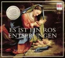 Vocal Concert Dresden - Es ist ein Ros entsprungen, CD