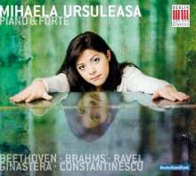 Mihaela Ursuleasa - Piano & Forte, CD