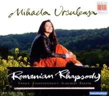 Mihaela Ursuleasa - Romanian Rhapsody, CD