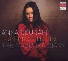 Frederic Chopin (1810-1849): Mazurken Nr.1,2,4-6,9,11,13-15,18-21,25,27,32,34,36-38,40,45-51, CD