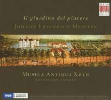 Johann Friedrich Meister (1638-1697): Il Giardino del Piacere, CD