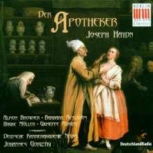 Joseph Haydn (1732-1809): Lo Speziale (Der Apotheker), CD