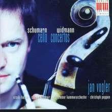 """Jörg Widmann (geb. 1973): Cellokonzert """"Dunkle Saiten"""", CD"""