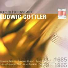 Blechbläserensemble Ludwig Güttler, CD