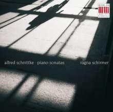 Alfred Schnittke (1934-1998): Klaviersonaten Nr.1-3, CD