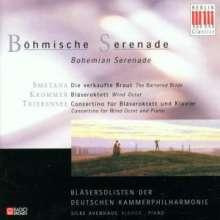"""Bedrich Smetana (1824-1884): """"Die verkaufte Braut"""" (Harmoniemusik arr.Tarkmann), CD"""