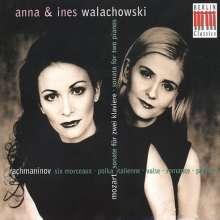 Klavierduo Anna & Ines Walachowski, CD