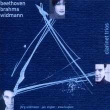 Jörg Widmann (geb. 1973): Nachtstück für Klarinettentrio, CD