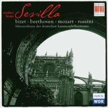 Bläser d.deutschen Kammerphilharmonie - Stories from Sevilla, CD