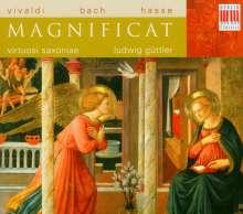 Johann Adolph Hasse (1699-1783): Salve Regina G-Dur, CD