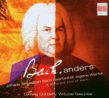 Johann Sebastian Bach (1685-1750): Rekonstruierte Konzerte, CD