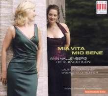 Mia Vita,Mio Bene, CD