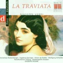 Giuseppe Verdi (1813-1901): La Traviata (Ausz.in dt.Spr.), CD