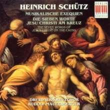 Heinrich Schütz (1585-1672): Die 7 letzten Worte Jesu Christi SWV 478, CD
