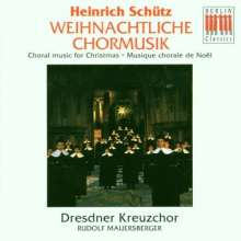 Heinrich Schütz (1585-1672): Geistl.Chormusik 1648 SWV 371,381,383-386,394,395, CD