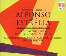 Franz Schubert (1797-1828): Alfonso & Estrella D.732, 3 CDs