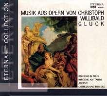 Christoph Willibald Gluck (1714-1787): Musik aus Opern, CD
