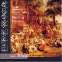 Georg Friedrich Händel (1685-1759): Utrechter Te Deum, CD