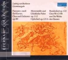 Ludwig van Beethoven (1770-1827): Chorwerke, CD