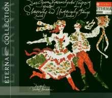 Antonin Dvorak (1841-1904): Slawische Tänze Nr.1,7,9,12,15,16, CD