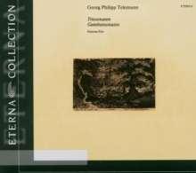 Georg Philipp Telemann (1681-1767): Triosonate c-moll für Flöte,Viola da Gamba & Bc, CD