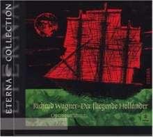 Richard Wagner (1813-1883): Der Fliegende Holländer (Ausz.), CD