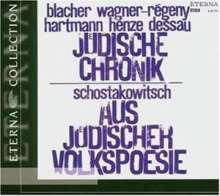 Dmitri Schostakowitsch (1906-1975): Aus jüdischer Volkspoesie - Lieder op.79, CD