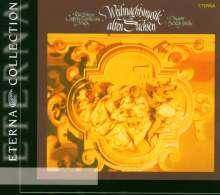 Weihnachtsmusik im alten Sachsen, CD
