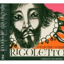 Giuseppe Verdi (1813-1901): Rigoletto (in deutscher Sprache), 2 CDs