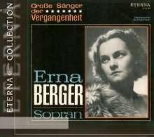 Erna Berger singt Arien, CD