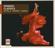 Spanish Classics, CD