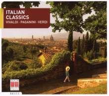Italian Classics, CD