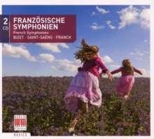 Französische Symphonien, 2 CDs