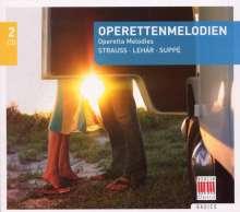 Operetten-Melodien, 2 CDs