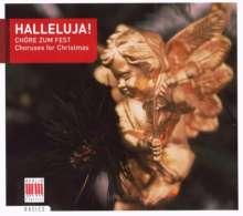 Halleluja! - Chöre zum Fest, CD