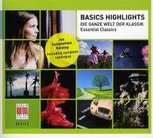Basic Highlights, CD