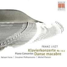 Franz Liszt (1811-1886): Klavierkonzerte Nr.1 & 2, CD