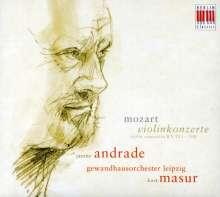 Wolfgang Amadeus Mozart (1756-1791): Violinkonzerte Nr.2 & 6 (KV 211 & 268), CD