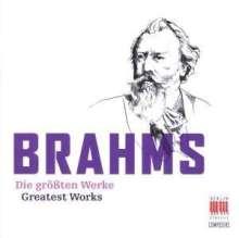 Berlin Classics Composers - Brahms, 2 CDs