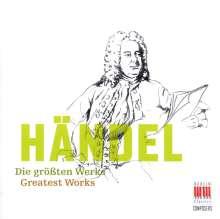 Berlin Classics Composers - Händel, 2 CDs