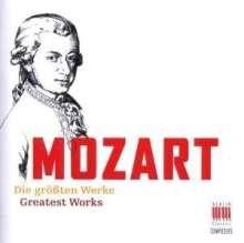 Berlin Classics Composers - Mozart, 2 CDs