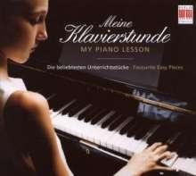 Meine Klavierstunde - Die beliebtesten Unterrichtsstücke, CD