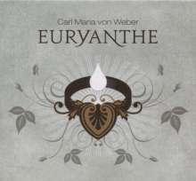 Carl Maria von Weber (1786-1826): Euryanthe, 3 CDs