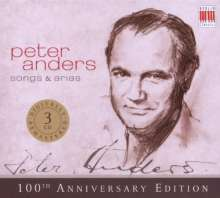 Peter Anders - Anniversary Edition, 3 CDs