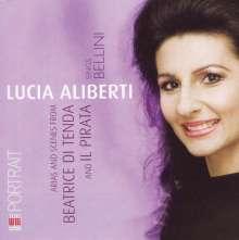 Lucia Aliberti sings Bellini, CD