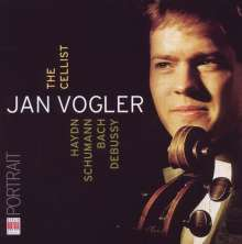 Jan Vogler - The Cellist, CD