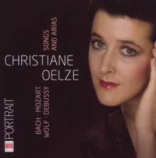 Christiane Oelze - Songs & Arias, CD