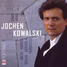 Jochen Kowalski singt Arien aus der Berliner Operngeschichte, CD