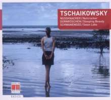 Peter Iljitsch Tschaikowsky (1840-1893): Ballettmusik, CD