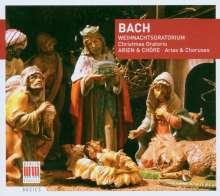 Johann Sebastian Bach (1685-1750): Weihnachtsoratorium BWV 248 (Ausz.), CD